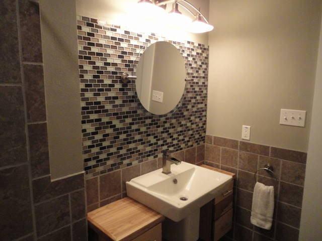 Brilliant Bathroom Counter Backsplash Ideas with Photos Of Stunning Bathroom Sinks Countertops And Backsplashes Diy