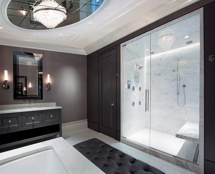 white master bathrooms all images black