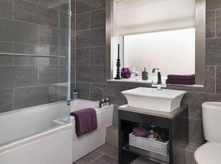 contemporary bathroom designs 2017 timber finish contemporary
