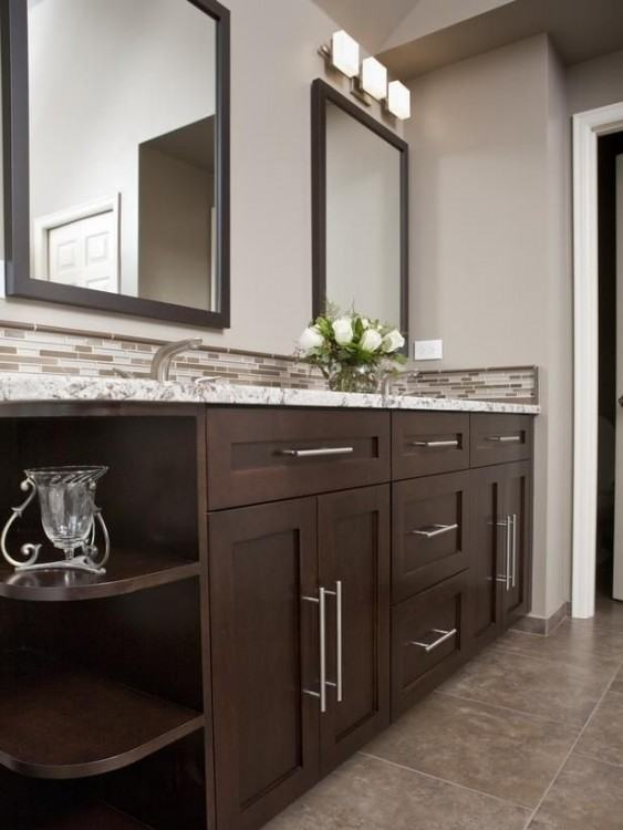 bathroom white cabinets dark floor bathroom ideas dark blue bathroom white  floor dark cabinets google search