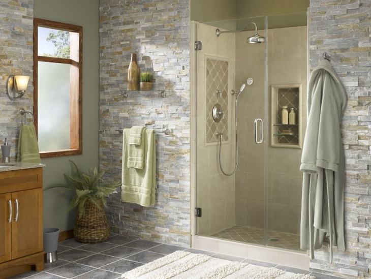 Leonia silver tile from Lowes #interiordecor #dreamhome #interiordesign