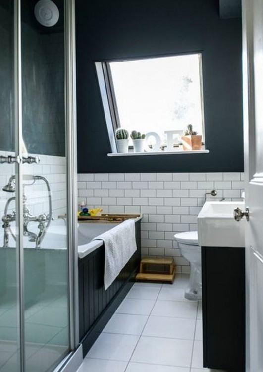 grey and blue bathroom ideas grey vanity bathroom ideas #homesweethome #bathroomgoals #interiordesign