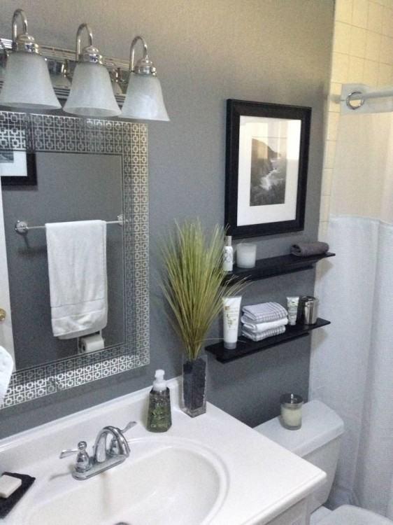 Small Bathroom MakeoversSmall  Bathroom DecoratingSmall BathroomsBathroom IdeasBathrooms