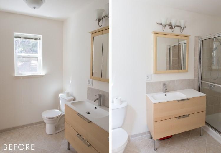 Modern guest bathroom  designs