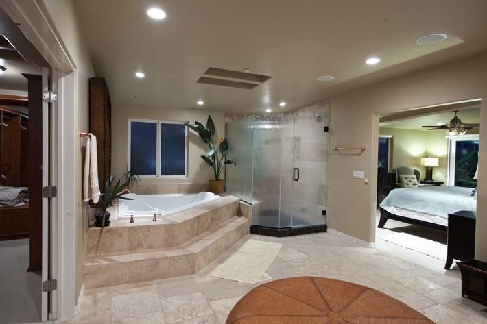 bedroom and bathroom master bedroom bathroom open concept master bedroom and bathroom open concept master bedroom #homesweethome #bathroomdesign #bathroomdecor #bathroommakeover