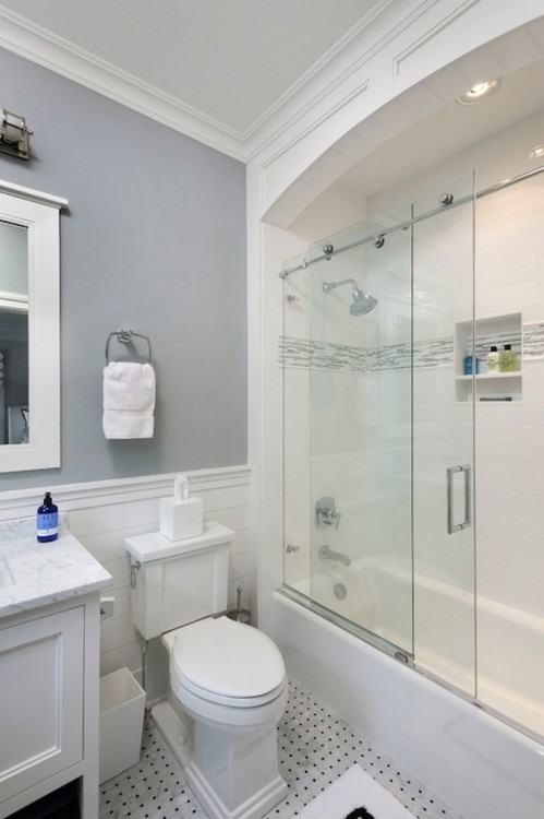 Full Size of Separate Tub Shower Small Bathroom Ideas Large Size Of For  Corner Combo Bathrooms
