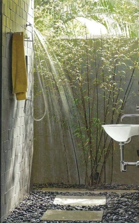 outdoor bathroom ideas charming small