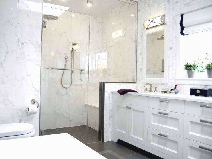 Brilliant White Bathroom Designs White Marble Bathroom Traditional Bathroom Vancouver #bathroomdecor #bathroomstyle #bathroomdetails