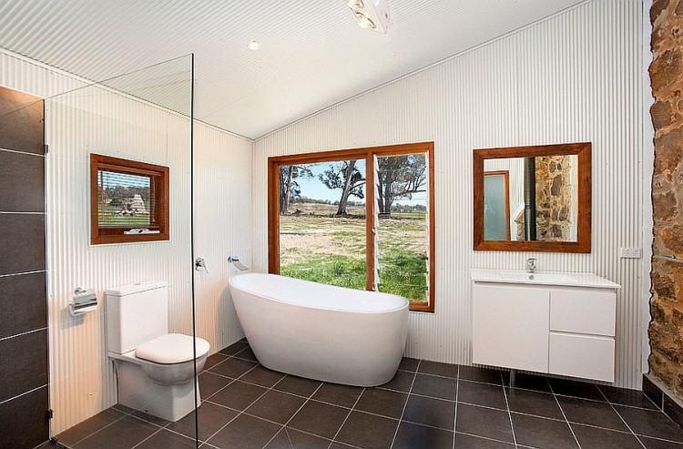 Industrial  Bathroom Ideas Small Modern Design Best Images