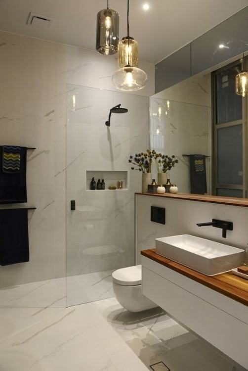 modern vanity lighting ideas