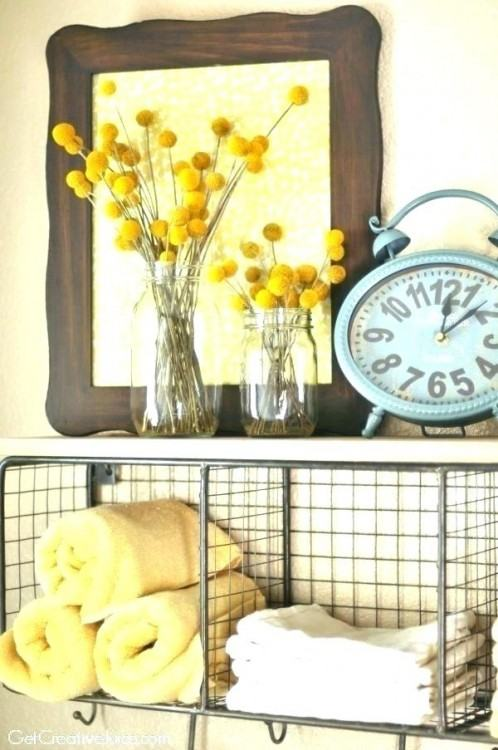 grey and yellow bathroom grey and yellow bathroom rugs blue and yellow bathroom grey and yellow #homesweethome #homestyling