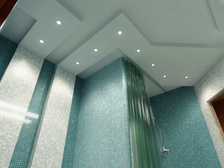 bathroom ceiling paint ideas