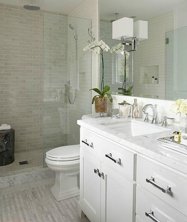 Full Size of White Bathroom Tile Ideas 2017 For Small Bathrooms Floor Designs Images Best Modern #bathroomrenovation #design #bathroomvanity