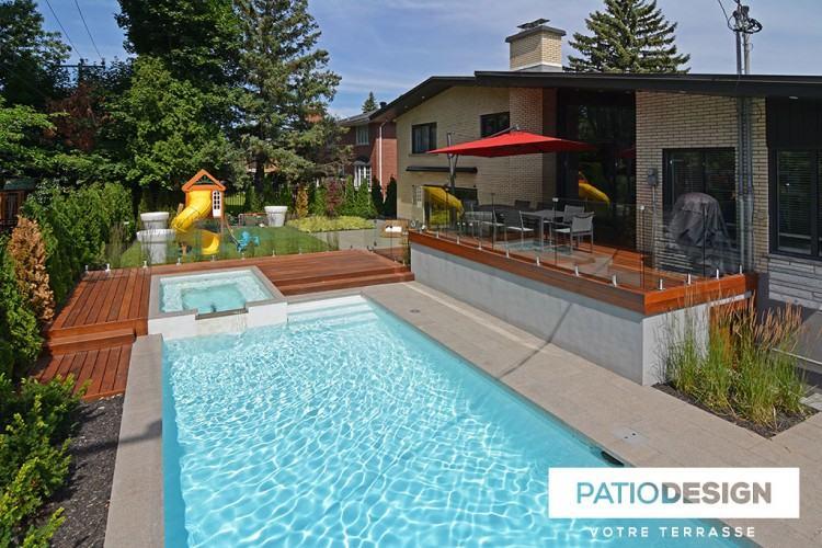 pool patio decorating ideas designs furniture pictures
