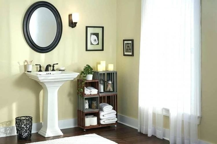 Architecture: Bathroom Wall
