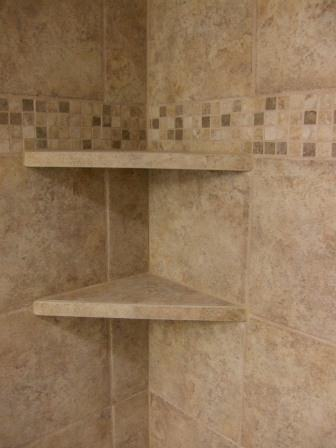 ceramic tile shower shelves medium size of corner with shelf ideas