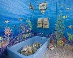under the sea bathroom decor under the sea bathroom decor ocean theme  amazing diy beach bathroom