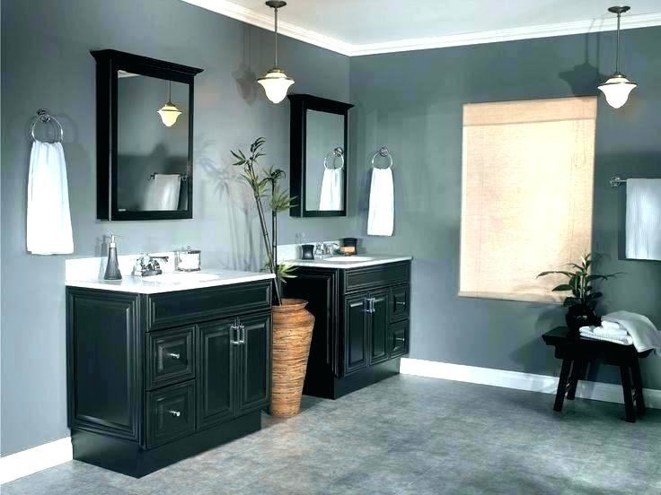 grey and blue bathroom ideas gray bathroom decor #inspiration #interiors #bathroomdesign
