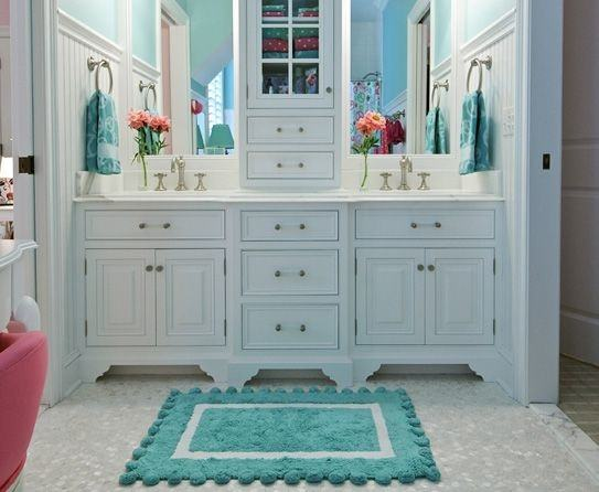 Simply Beautiful By Angela: DIY Bathroom Makeover on a Budget