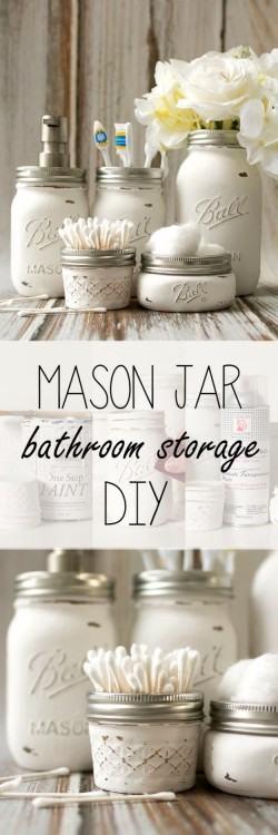 12 popular DIY bathroom decor ideas from heatherednest