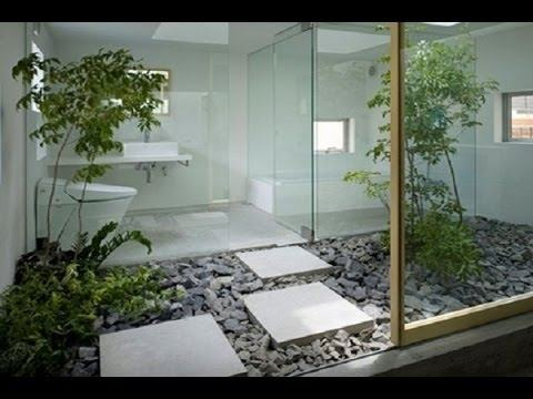 zen bathroom decor