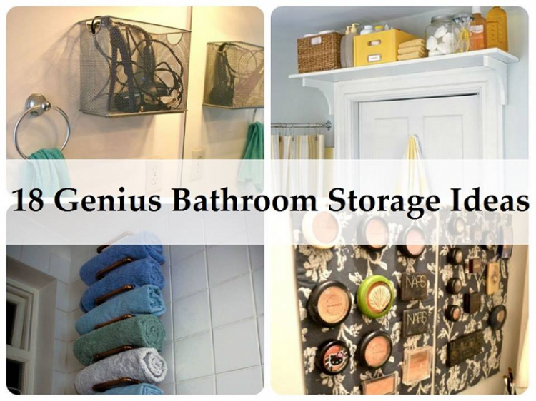 Bathroom Organizers For Small Bathrooms Creative Ideas For Small Bathrooms  Storage Ideas For Bathrooms Storage For Small Bathroom Ideas About Bathroom